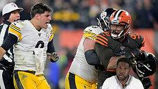 Myles Garrett had an alternative to hitting Mason Rudolph with a helmet