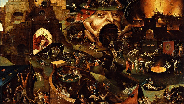 Factionism, Categorization & the Organization of Chaos