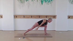 Hips and wholeness- NAT YOGA BEG 1hr