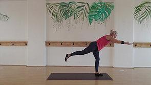 LEGS & GLUTES YOGA w/ Nat