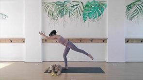 FUSION yoga & pilates w/ Brenda 58mins