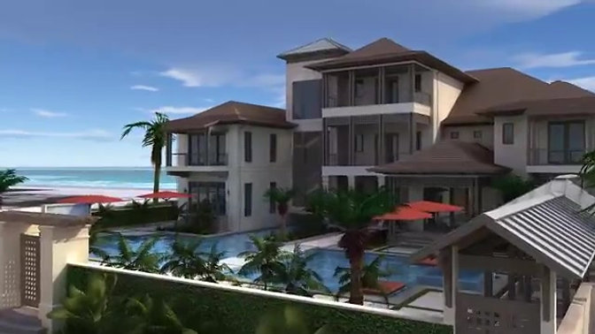 Caribbean Residence 2