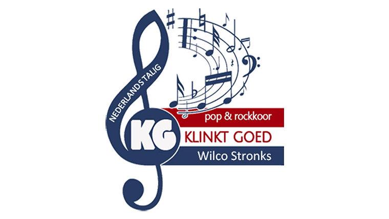 """Pop & Rockkoor """" KLINKT GOED """" iedere donderdagavond 20 tot 22 uur"""