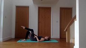 Dynamic Mat Pilates Class
