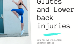 The Glutes and lower back injuries