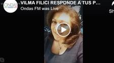 VILMA FILICI RESPONDE A TUS PREGUNTAS DE INMIGRACIÓN AL AIRE