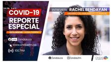REPORTE ESPECIAL COVID 19 POR EL EQUIPO DE ONDAS FM (04-05-2020)