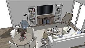 Allenbrooke Design- Farmhouse -Unit 2N