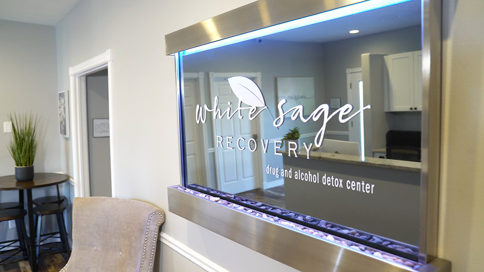 WHITE SAGE RECOVERY PROMO