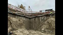 Baugrubensicherung Thalwil