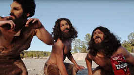 Doritos Cavemen