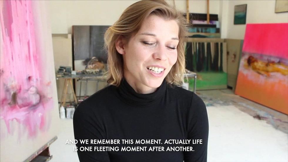 Artist Interview: REGINA NIEKE