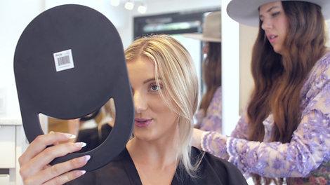 Baylie Rose Hair Stylist Promo