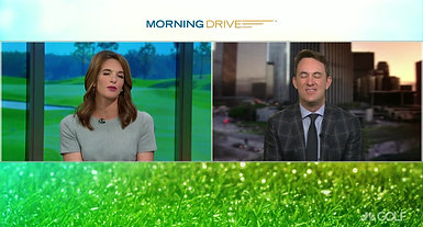Turf Chopper on the Golf Channel's Morning Drive