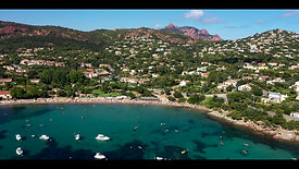 La Baie d 'Agay Saint Raphael