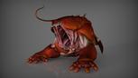 Lobster Crab Monster