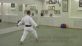 Karate. Shotokan. 6 kyu. The examination program 6 kiu. www.budo-shotokan.ru