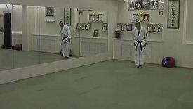 Karate. Shotokan. 4 kyu. Part 1.The examination program 4 kiu. Party 1. www.budo-shotokan.ru (1)