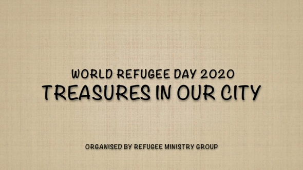 World Refugee Day 2020