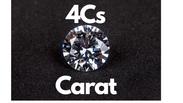 4Cs- Carat