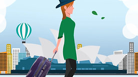 Luggage and Bag Commercial