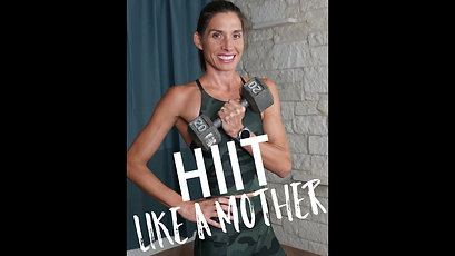 HIIT Like a Mother