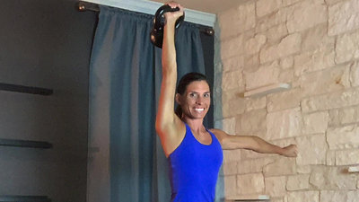 High Volume Intensity Kettlebell