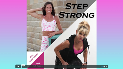 Step Strong with Brook Benten & Keli Roberts