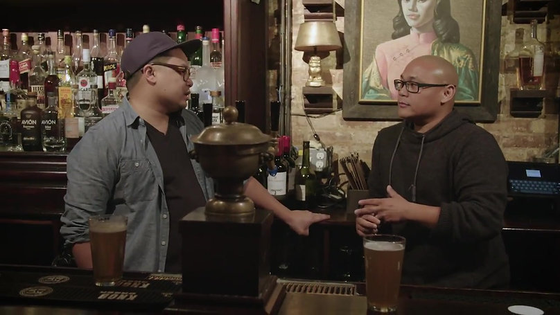 Chef Dale Talde on Why Filipino American Doesn't Equal Less Filipino