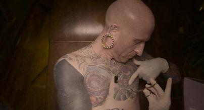 Convict Turned Celebrity Piercer