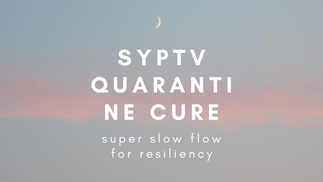 Super Slow Flow for Resiliency