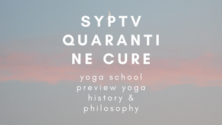 Yoga School Preview | Yoga History & Philosophy Pt. 1