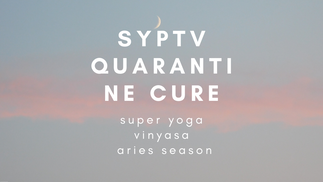 Super Yoga Vinyasa | Aries Season Sequence