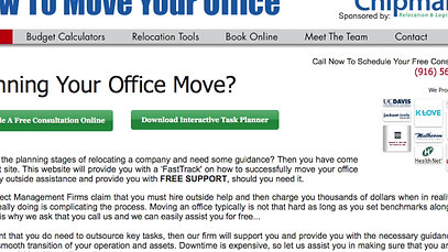 How to move your office