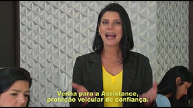 APRESENTADORA AUDIO VISUAL