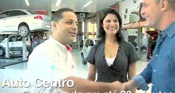 Comercial Strada Fiat - Iza Cardoso