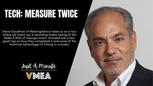 Tech: Measure Twice! The art of studio taping.