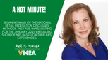 A Hot Minute with Susan Newman, SVP Conferences with the National Retail Federation