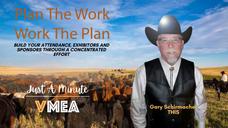 JAM Plan the Work, Work the Plan