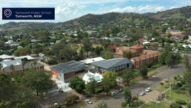 DEPARTMENT OF EDUCATION SCHOOL INFRASTRUCTURE - TAMWORTH PUBLIC SCHOOL