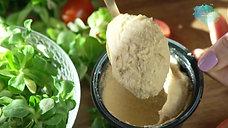 Hummus & Falafel - Grønnefolk