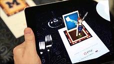 Augmented Reality Sponsorship Dinner