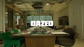 DAZED X GOAT