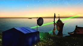 LASER EXPERIMENT AT LAKE ZEGRZYNSKI & CANARY ISLANDS SHOWS SOMETHING UNBELIEVABLE! (WATCH ALL)