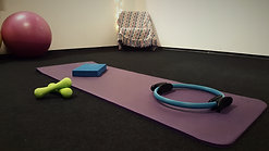Full body flow routine