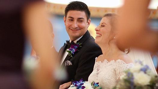 Marianthi + Peter Wedding Highlights