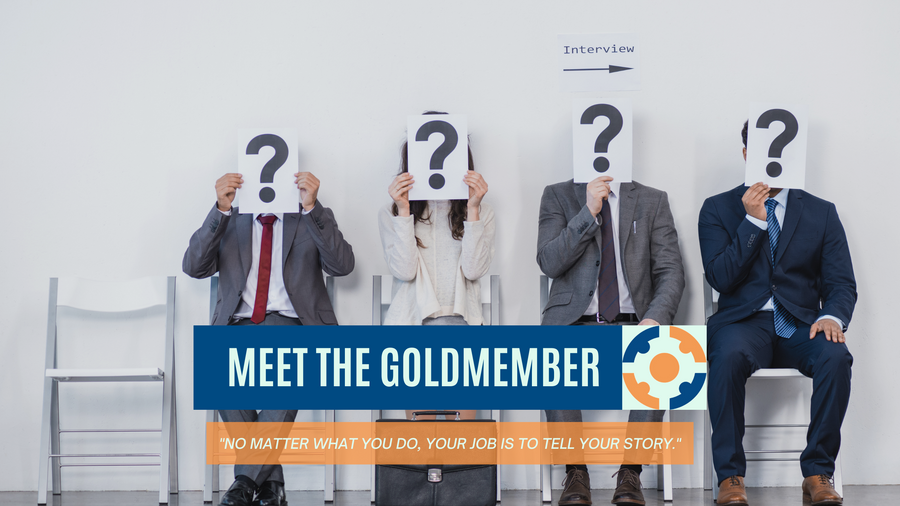 Meet the Goldmember