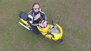 Erika Owen - Motorbike