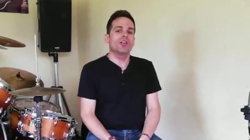 Norwich Drum Lessons Welcome Video