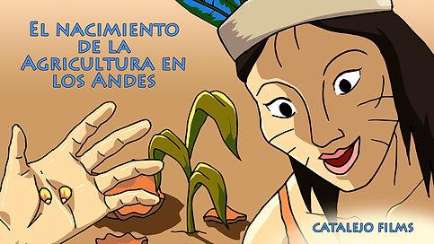 Nacimiento Agricultura en los Andes
